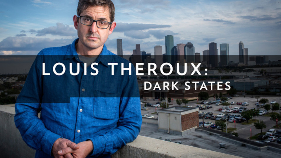 Image for the TV series Dark States with Louis Theroux