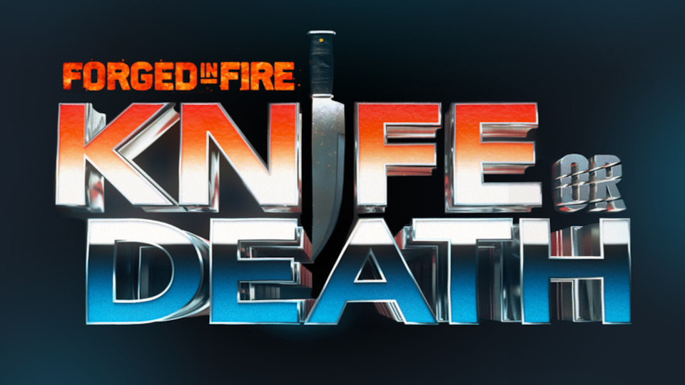 Image for the TV series Forged In Fire: Knife or Death