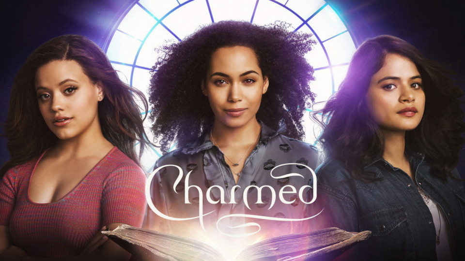 Image for the TV series Charmed