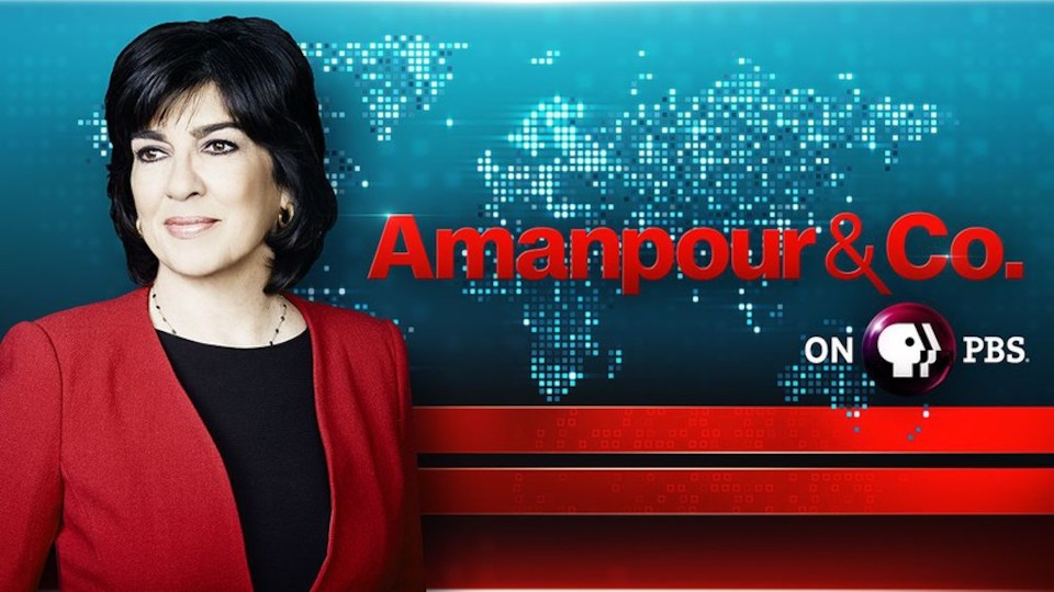Image for the TV series Amanpour and Company