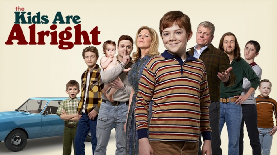 Image for the TV series The Kids Are Alright