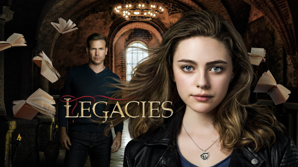 Image for the TV series Legacies
