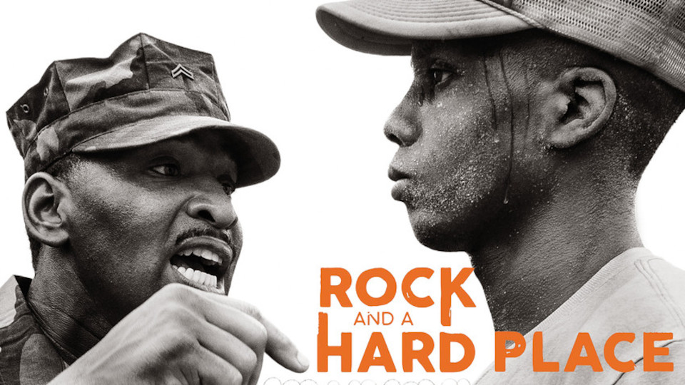 Image for the TV series Rock and a Hard Place