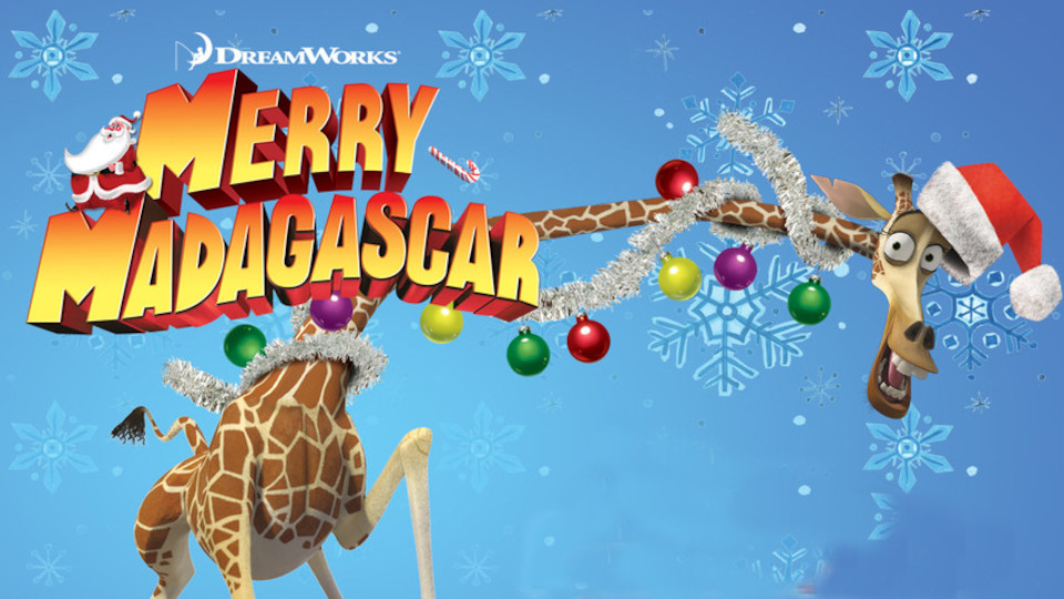 Image for the TV series Merry Madagascar