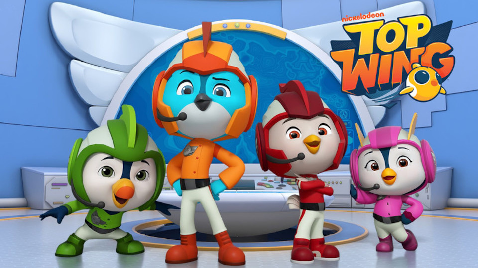 Image for the TV series Top Wing