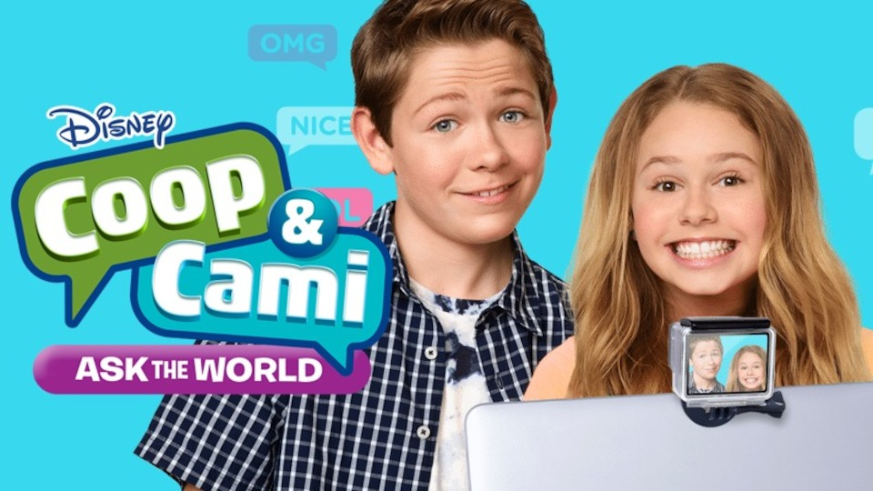 Image for the TV series Coop & Cami Ask the World