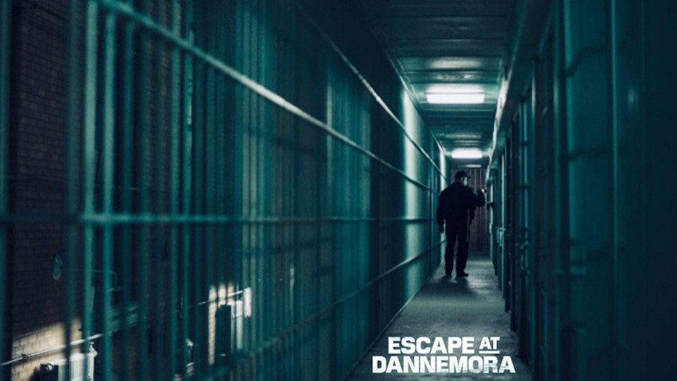 Image for the TV series Escape at Dannemora (v.f.)