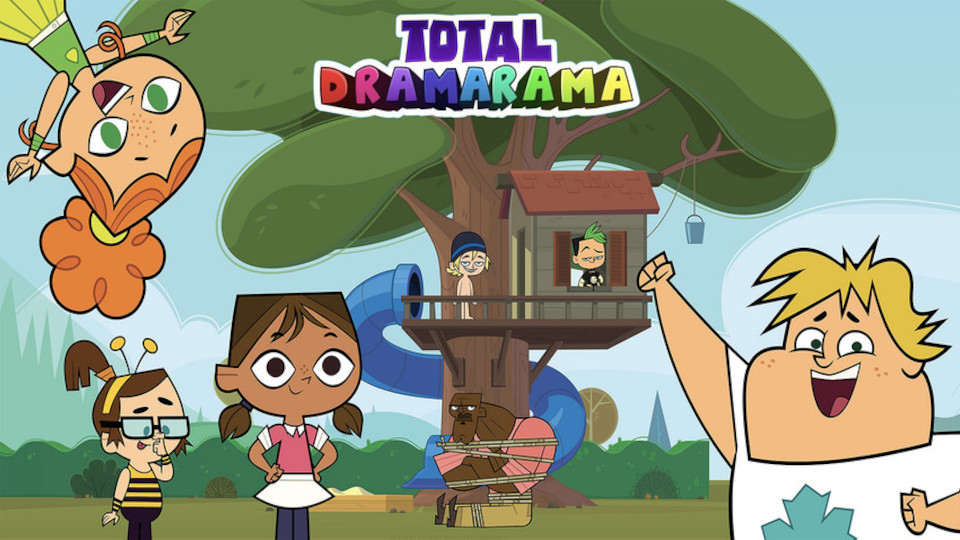 Image for the TV series Total DramaRama