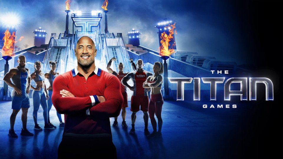 Image for the TV series The Titan Games