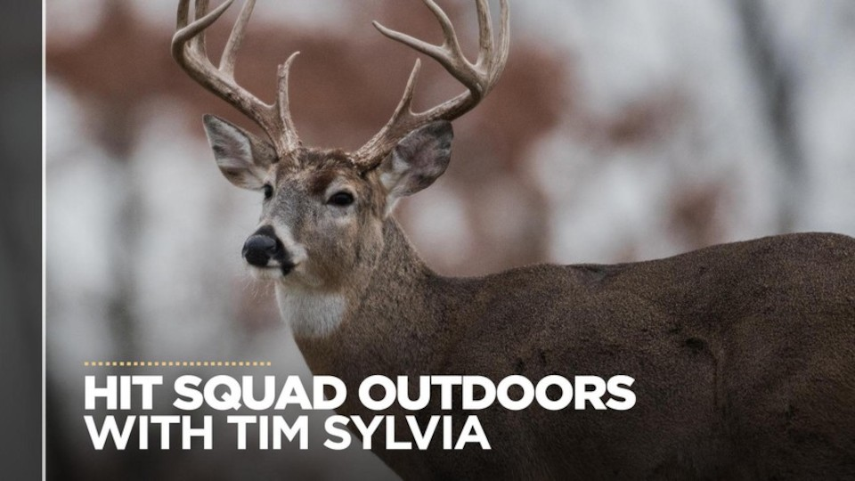 Image for the TV series Hit Squad Outdoors With Tim Sylvia