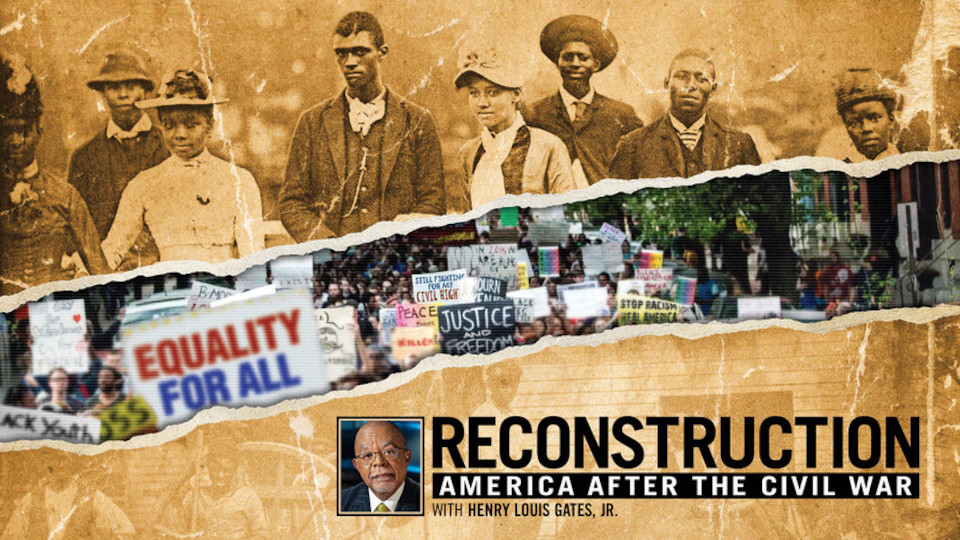 Image for the TV series Reconstruction: America After the Civil War