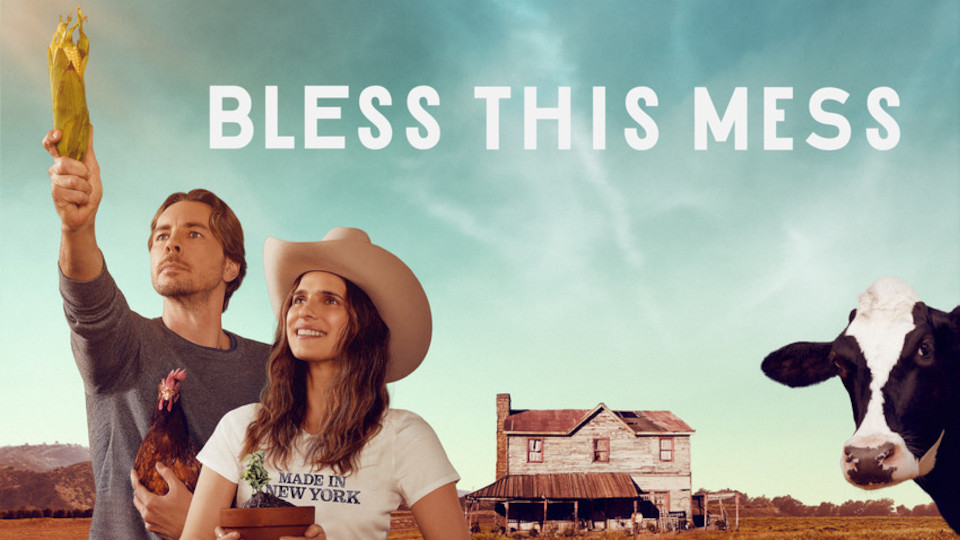 Image for the TV series Bless This Mess