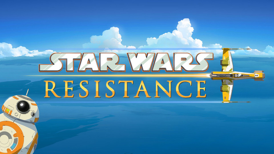 Image for the TV series Star Wars Resistance