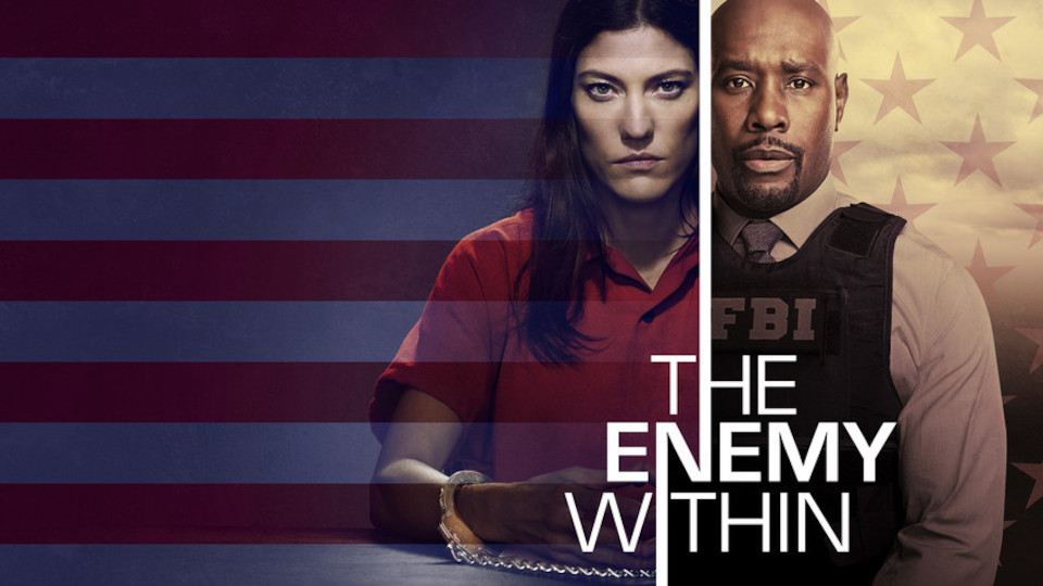 Image for the TV series The Enemy Within