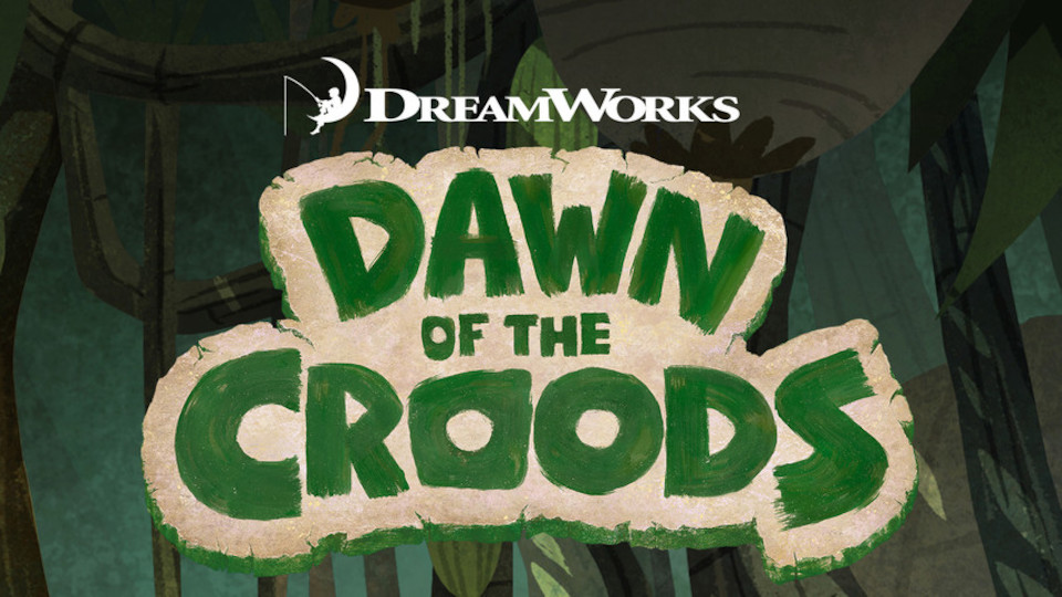 Image for the TV series Dawn of the Croods
