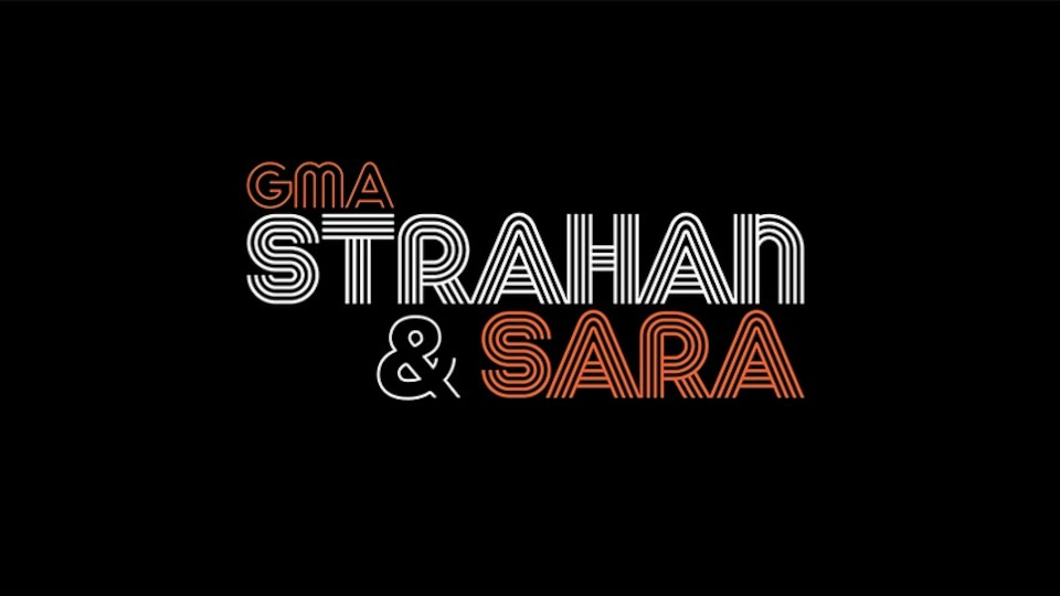 Image for the TV series GMA3: Strahan, Sara and Keke