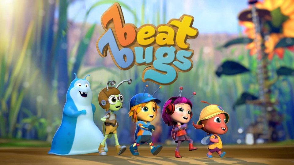 Image for the TV series Beat Bugs