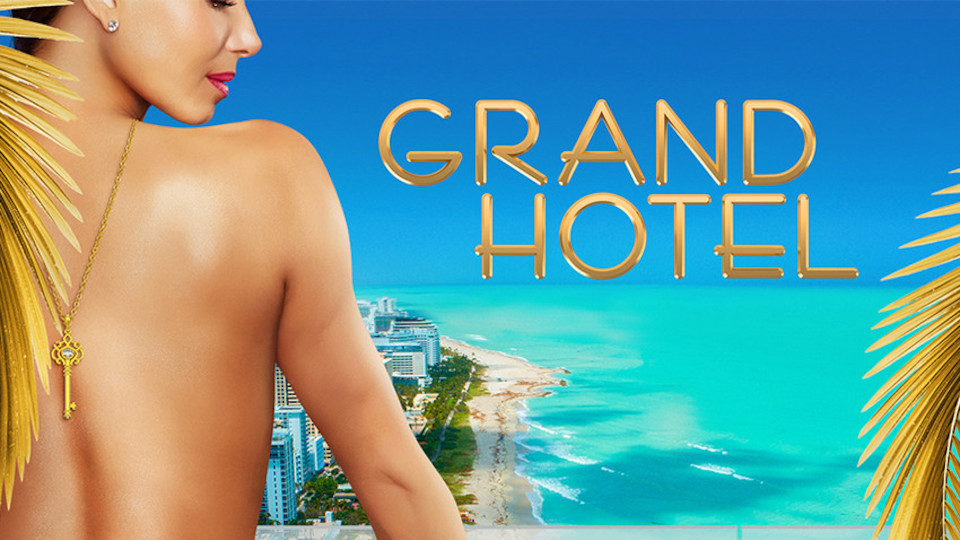 Image for the TV series Grand Hotel