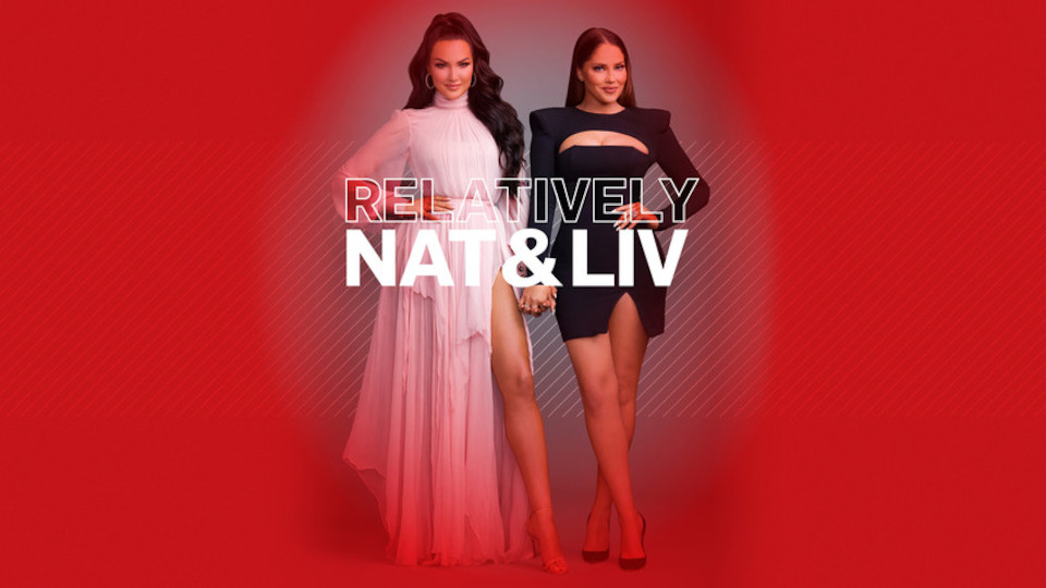 Image for the TV series Relatively Nat & Liv