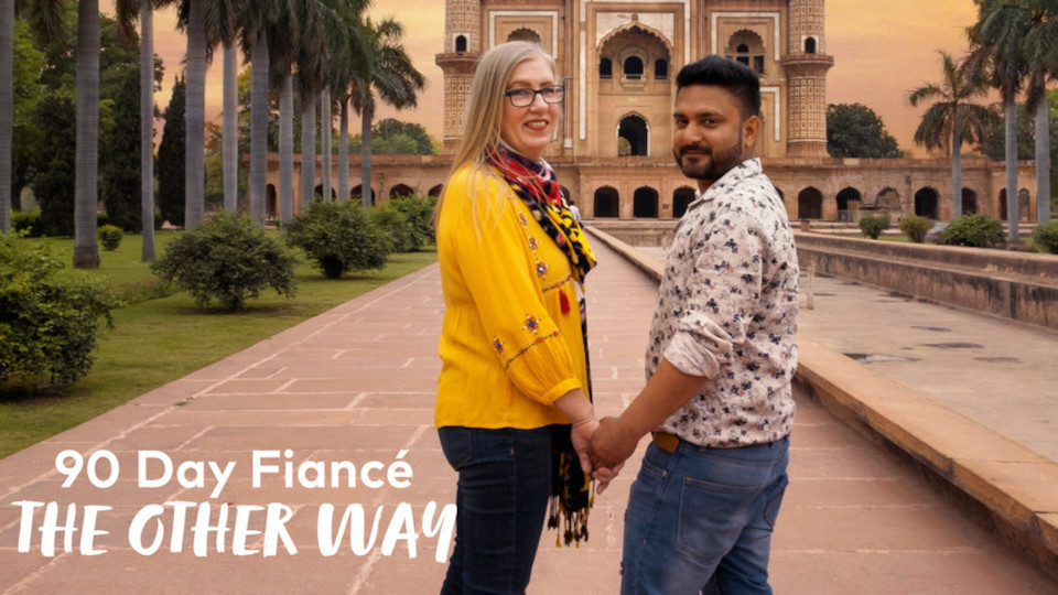 Image for the TV series 90 Day Fiancé: The Other Way