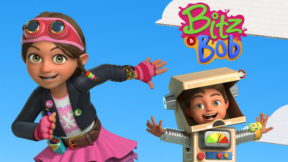 Image for the TV series Bitz and Bob