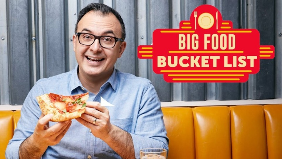 Image for the TV series Big Food Bucket List