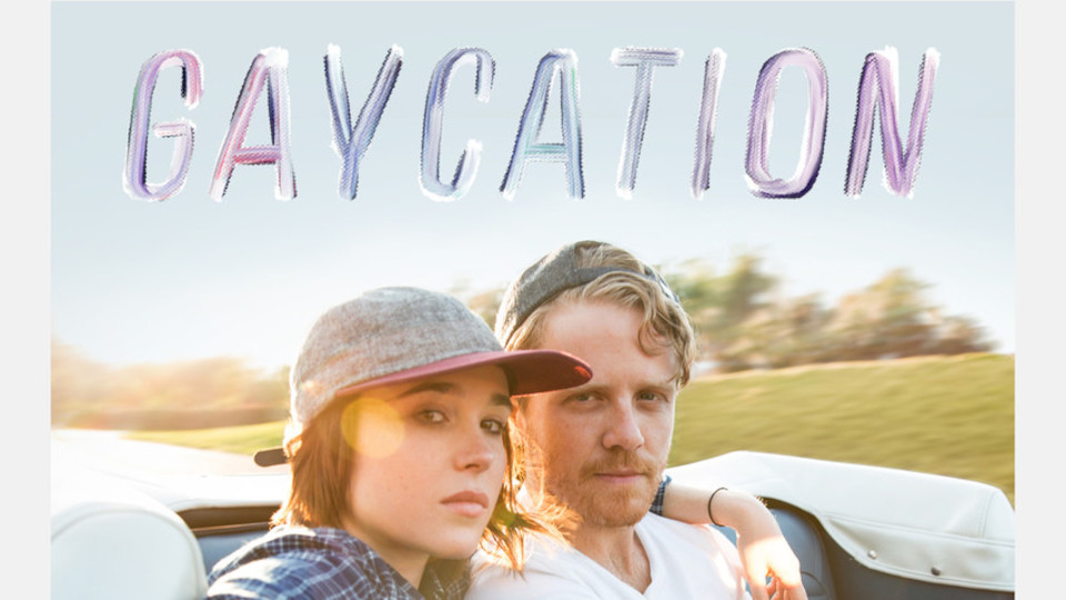 Image for the TV series Gaycation