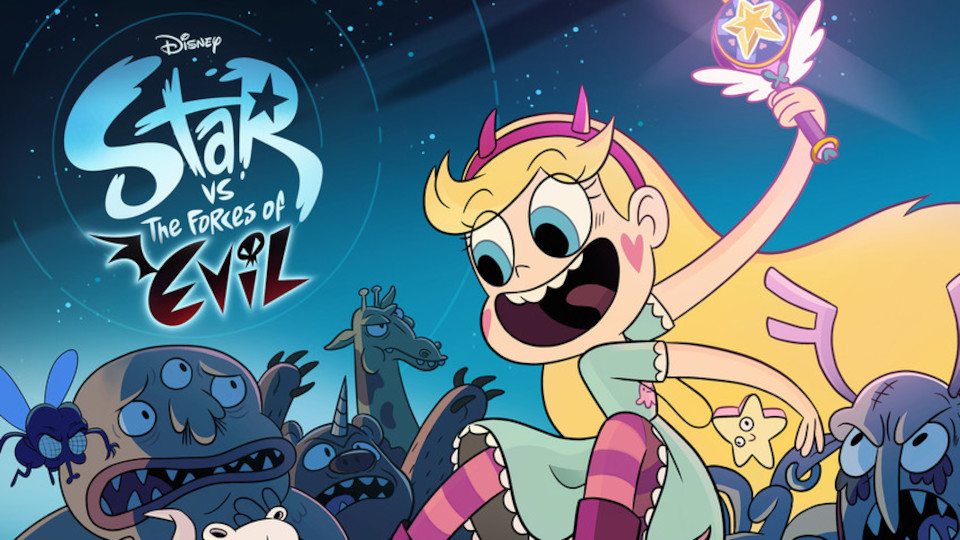 Image for the TV series Star vs. the Forces of Evil
