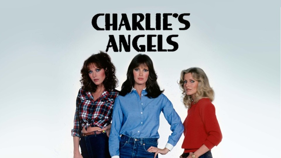 Image for the TV series Charlie's Angels