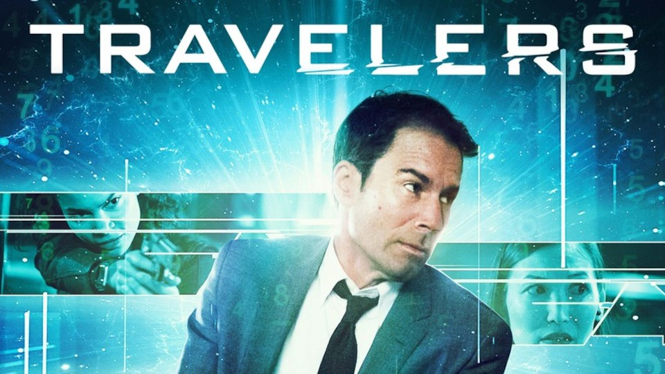 Image for the TV series Travelers