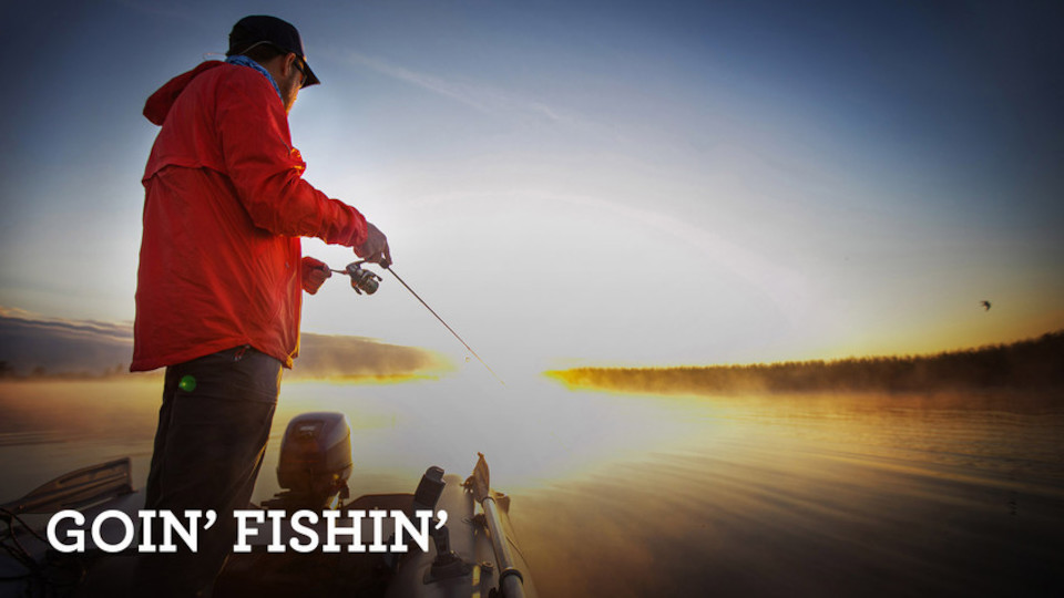 Image for the TV series Goin' Fishin'