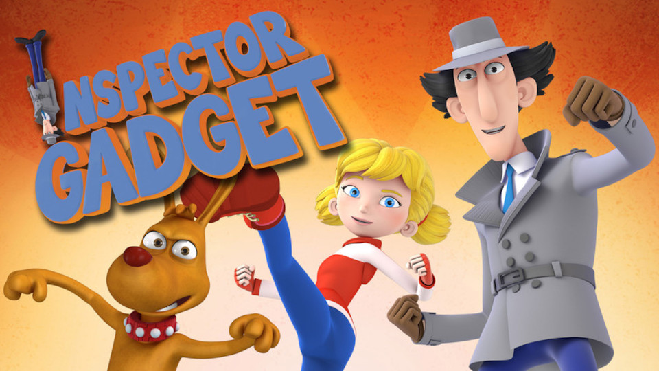 Image for the TV series Inspector Gadget