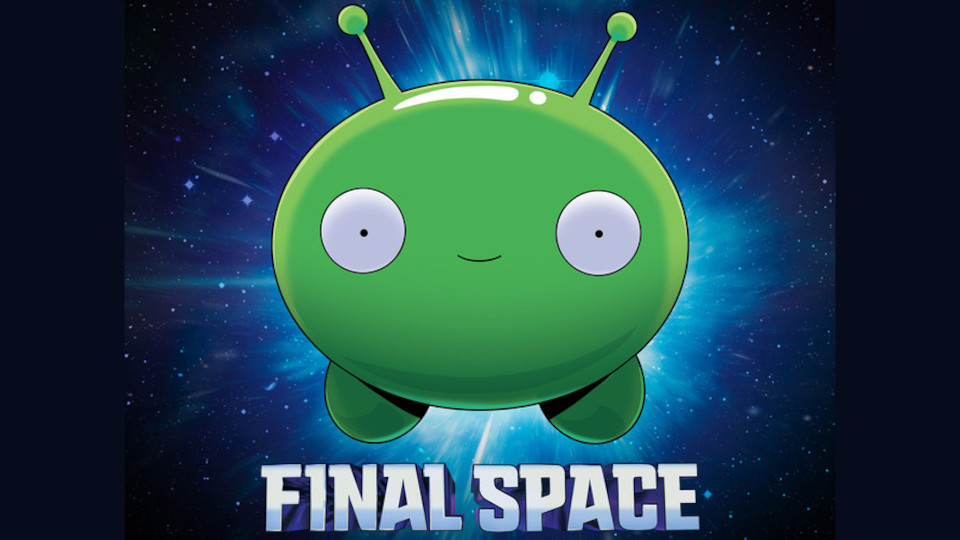 Image for the TV series Final Space