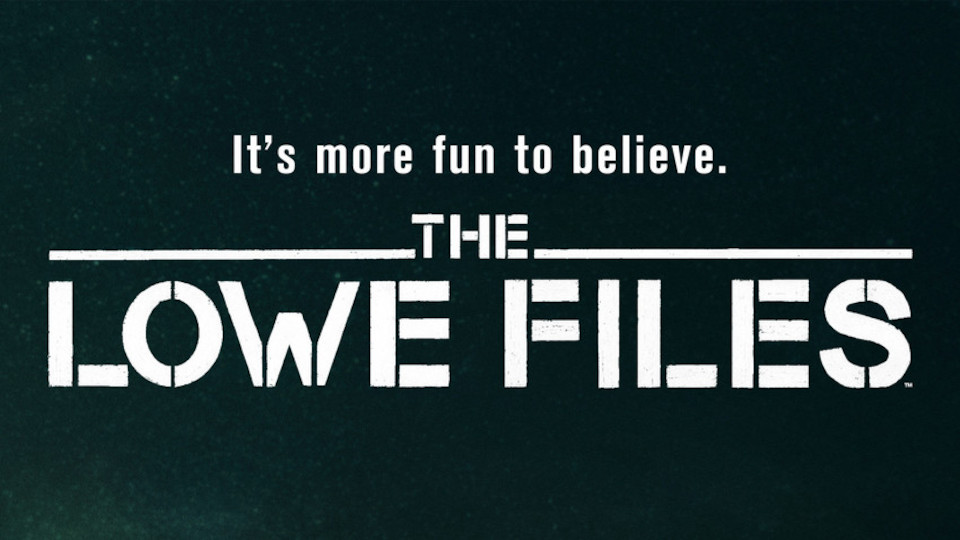 Image for the TV series The Lowe Files