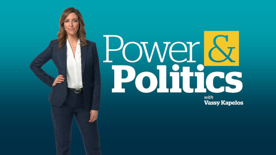 Image for the TV series Power and Politics With Vassy Kapelos