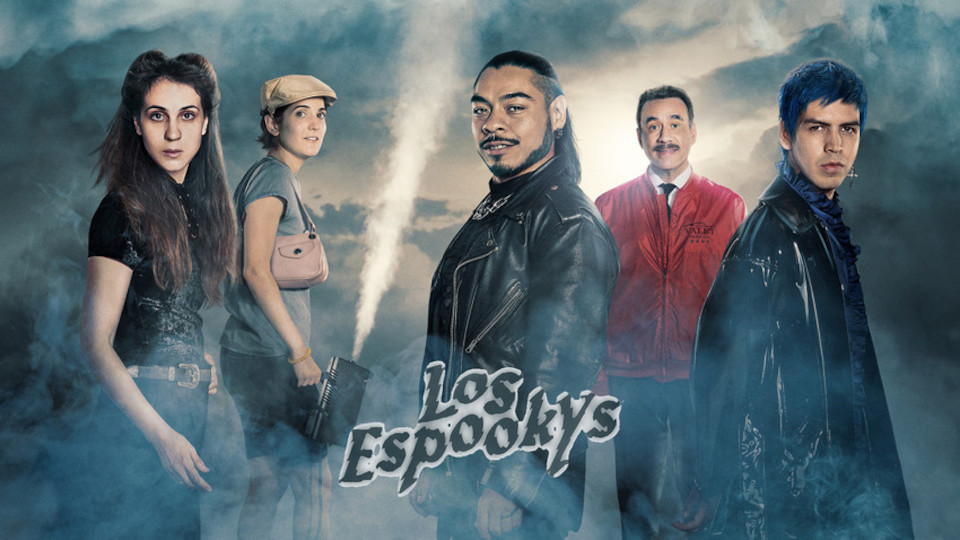 Image for the TV series Los Espookys