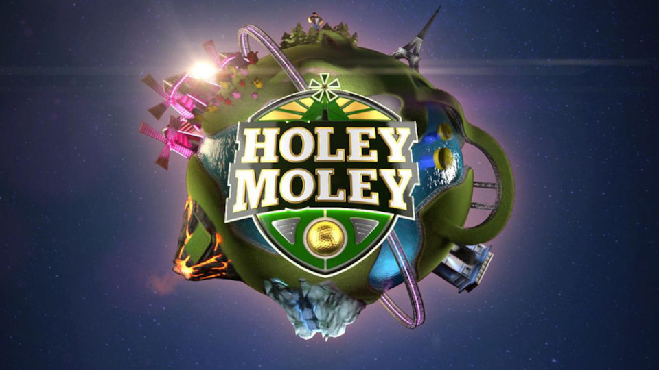 Image for the TV series Holey Moley