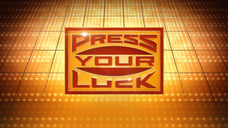 Image for the TV series Press Your Luck