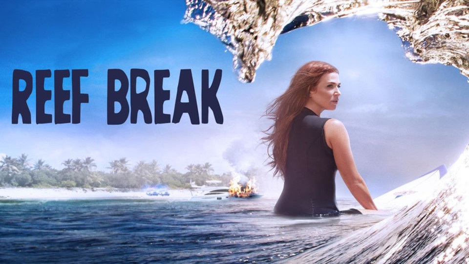 Image for the TV series Reef Break