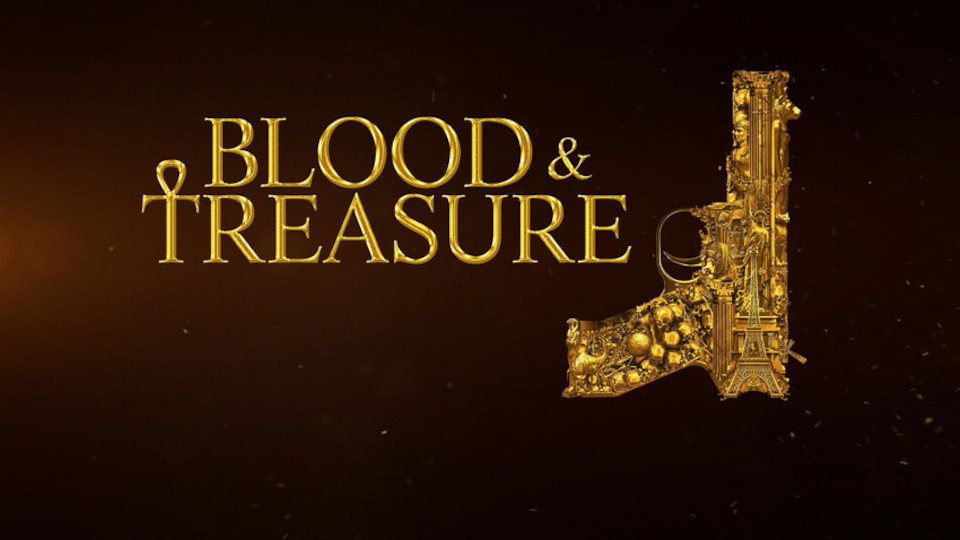 Image for the TV series Blood & Treasure
