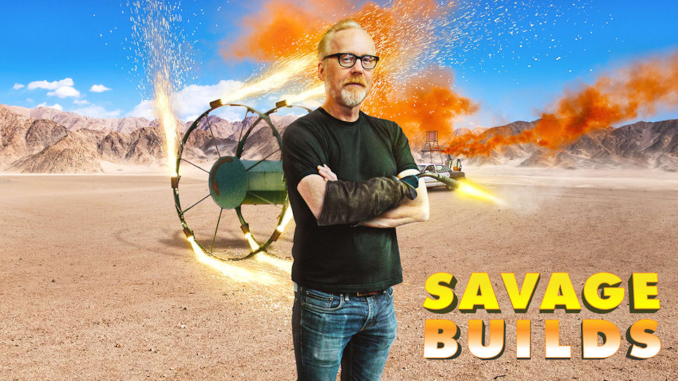 Image for the TV series Savage Builds