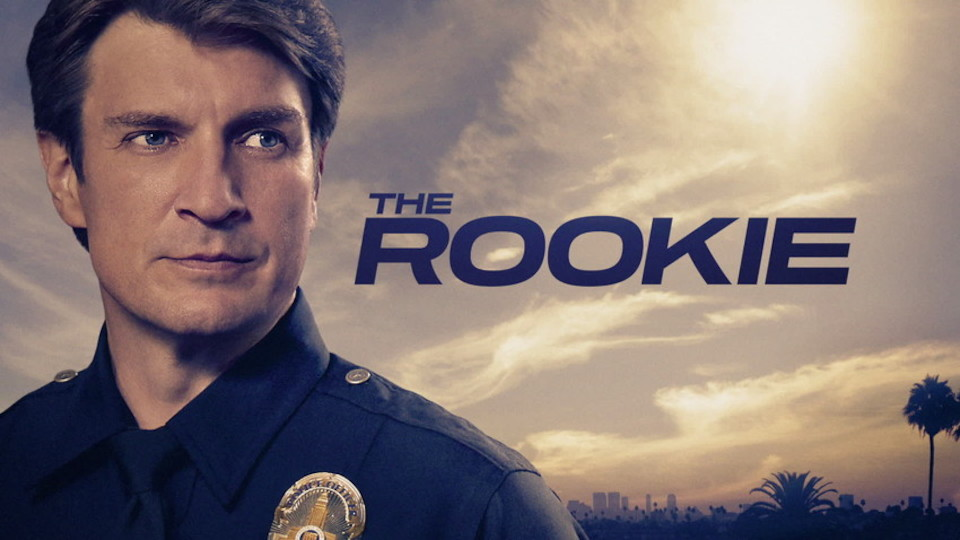 Image for the TV series The Rookie