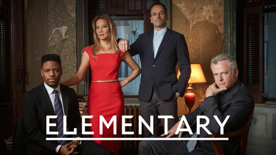 Image for the TV series Elementary