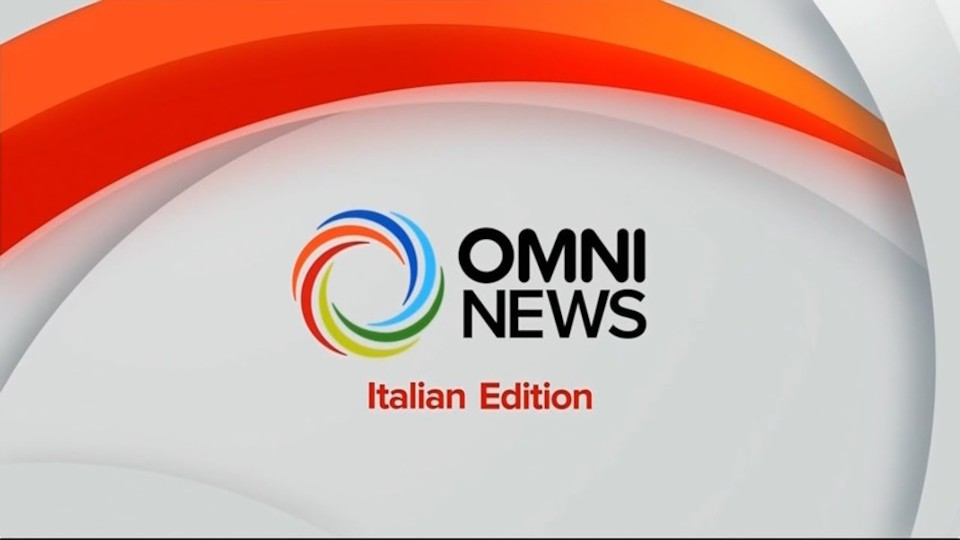 Image for the TV series Omni News: Italian Edition