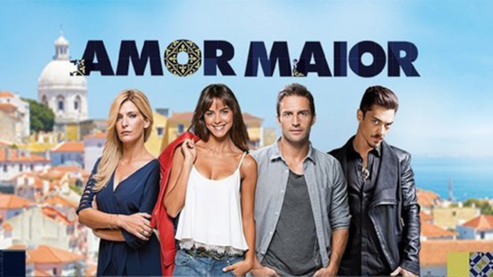 Image for the TV series Amor Maior