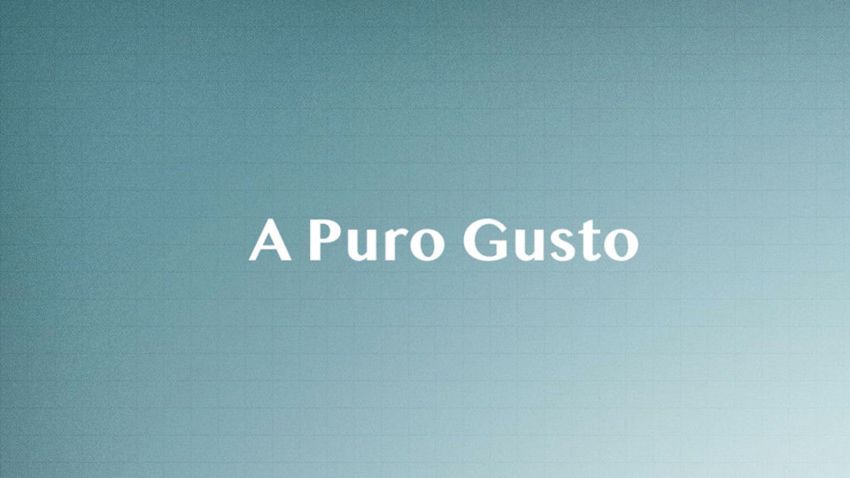 Image for the TV series A Puro Gusto