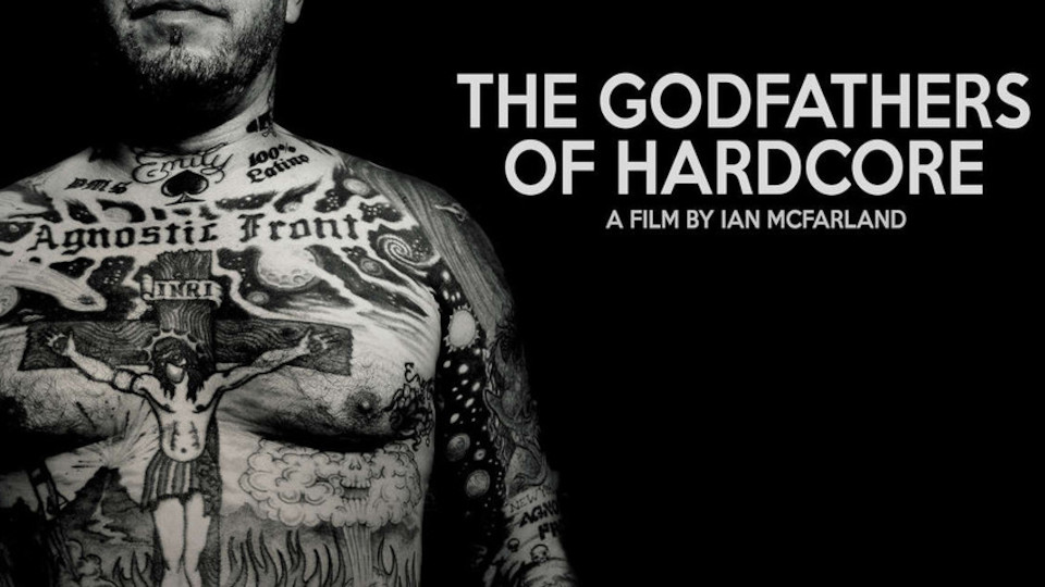 Image for the TV series Agnostic Front: The Godfathers of Hardcore