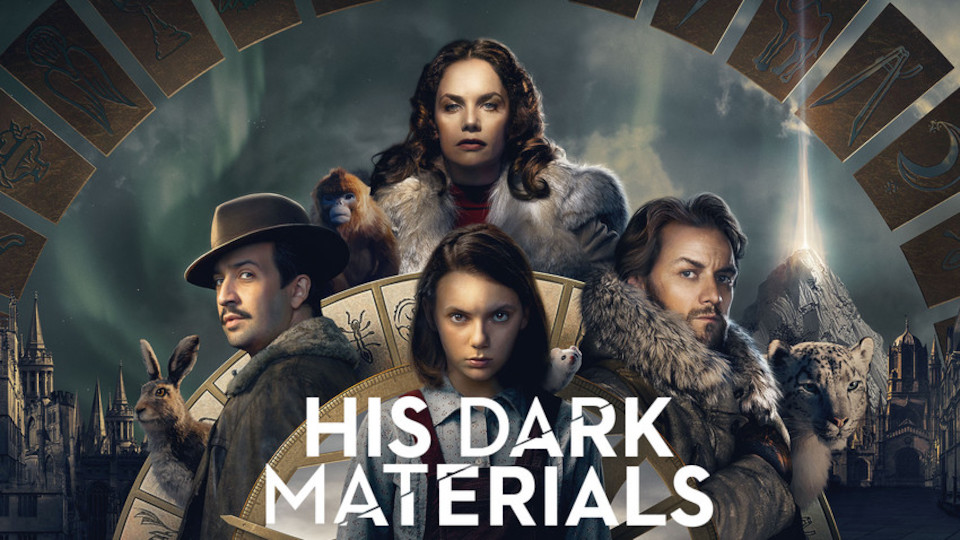 Image for the TV series His Dark Materials