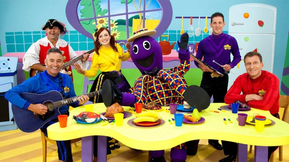Image for the TV series Ready, Steady, Wiggle