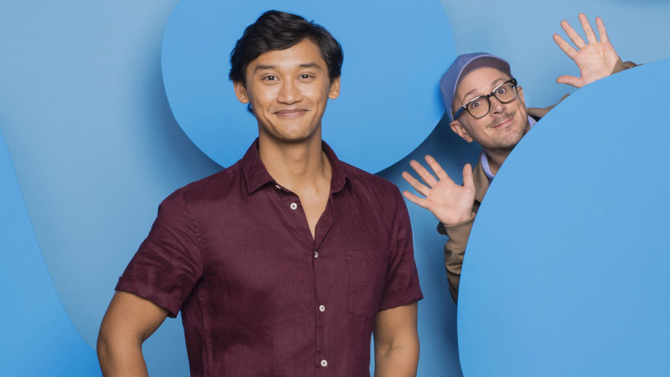 Image for the TV series Blue's Clues & You